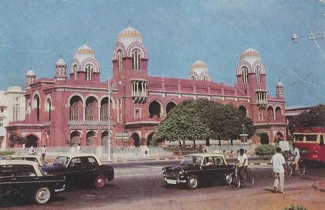 Université de Madras (IND)
