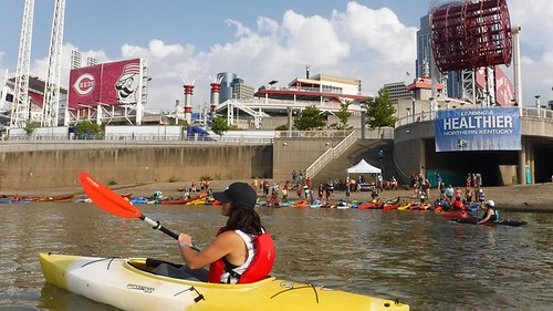 Paddlefest 2018 - paddler pics 71 - Brad Lockhart - Half Way Stop 1 | by AdventureCrewCincinnati