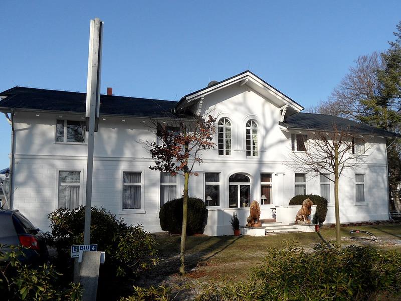 Heringsdorf - Weißes Schloss (1825)