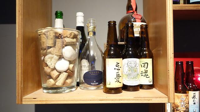 Eric 的愛店 Le Zinc 洛,啤酒頭釀造的回魂與忘憂,各種精釀啤酒