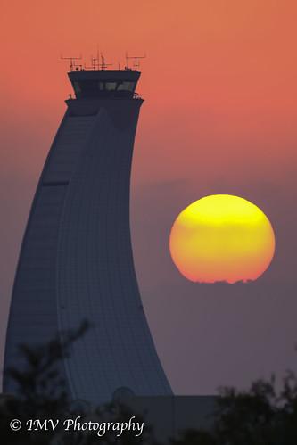 sunset airport photopills