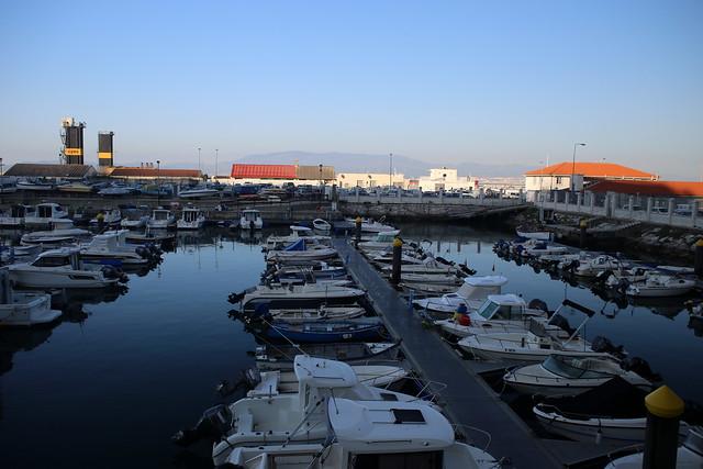 Marina at Gibraltar