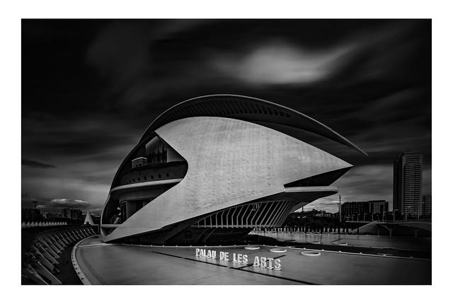 Paleau De Les Arts | Valencia