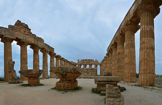 Selinunte ... Tempio di Hera