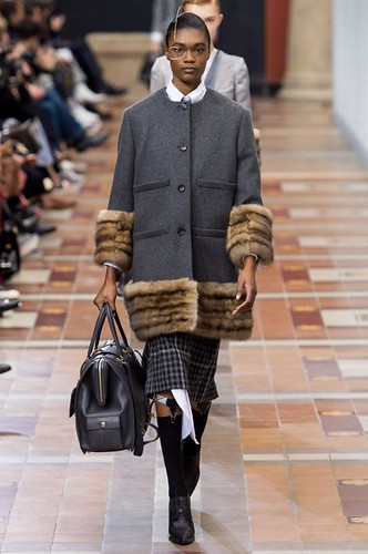 Thom Browne Womenswear Fall/Winter 2019/2020 18