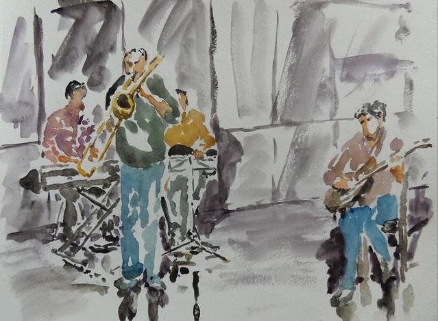 Jazz à l'Albatros à Queven