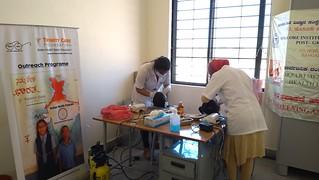 School Dental Project in Karnataka, India