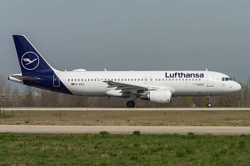 LH A319 NL   by Enrico Bonaga