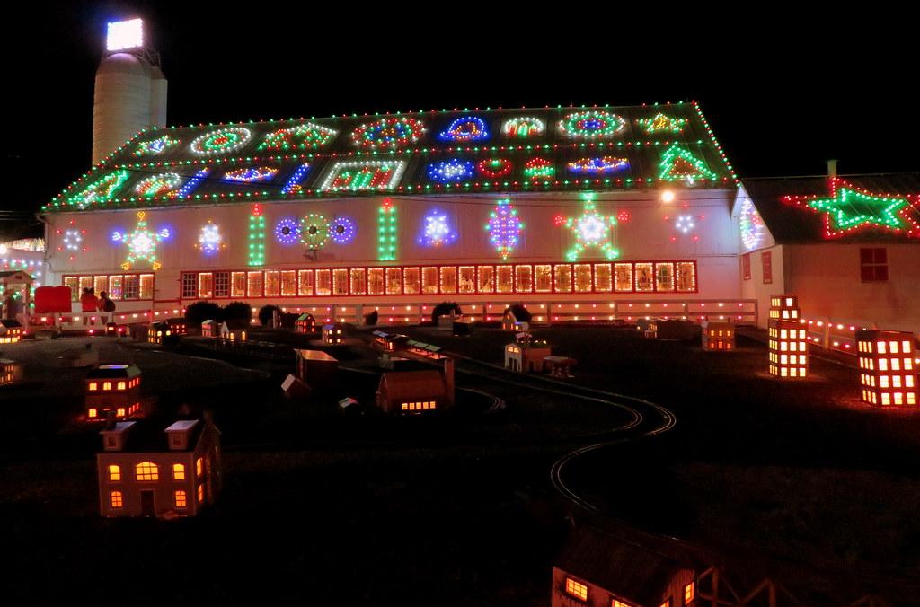 Christmas Village Pa.Koziar S Christmas Village 1 Bernville Pa Rsh3339 Flickr