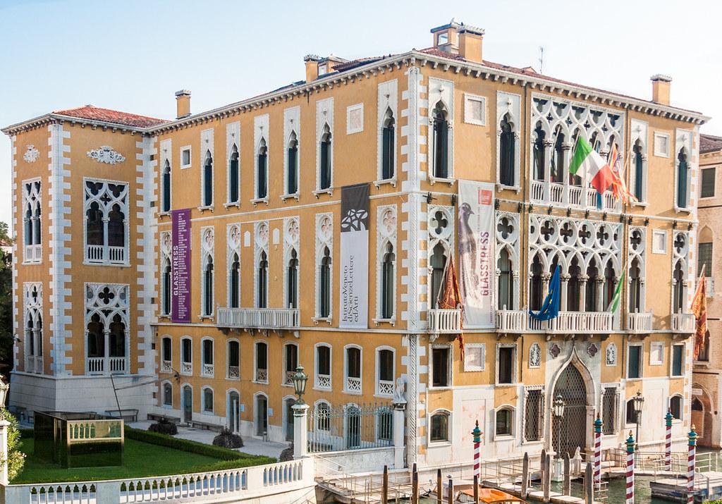 Istituto Veneto Di Scienze Lettere Ed Arti The Istituto V Flickr