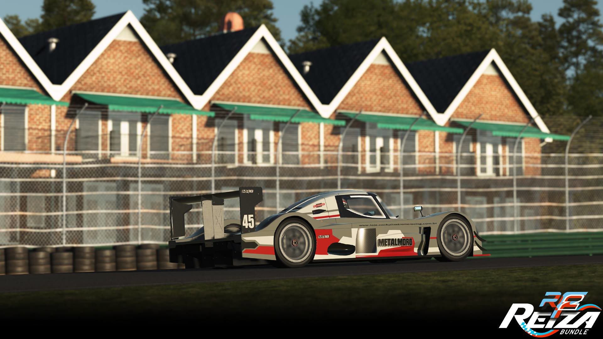 rFactor 2 - Reiza Bundle DLC VIRginia International Raceway Previews 4