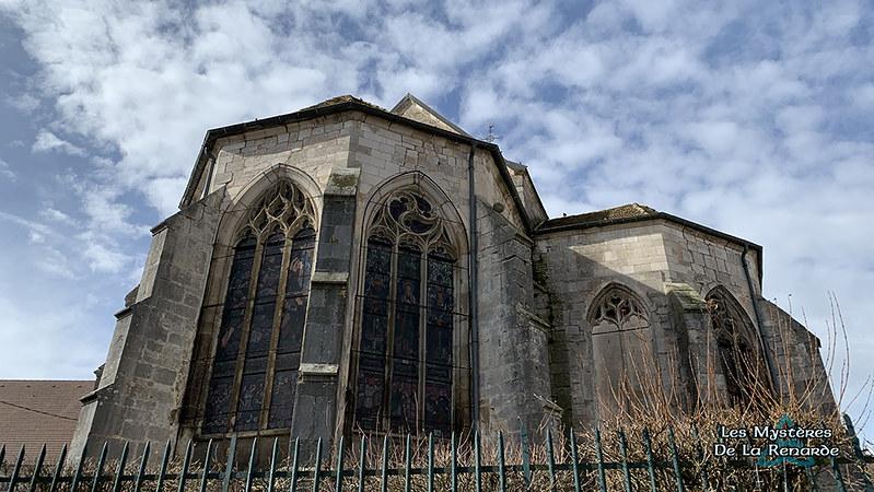 Eglise Sainte-Libaire - Grand