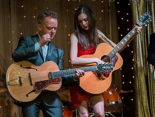 Karen Jonas with Tim Bray | by aDCjourney