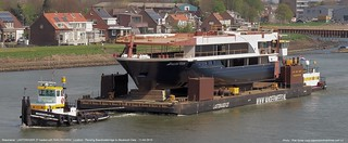 lastdrager 27@piet sinke 11-04-2019 | by Maasmondmaritime