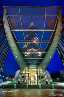Torre Iberdrola, Bilbao | by dleiva