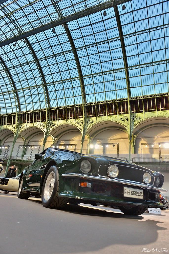 1988 Aston Martin V8 Vantage Volante X Pack Bonhams Les Flickr