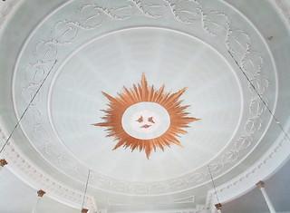 St Chad's Church, Shrewsbury, Ceiling | by jackdeightonsf