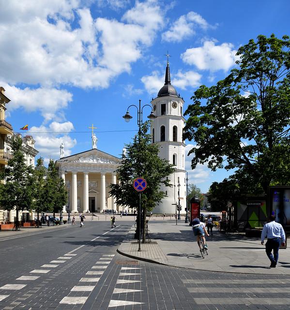 Vilnius cathedral / Vilniaus Katedra