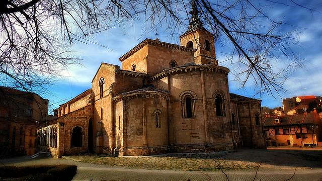 San Millán de Segovia.