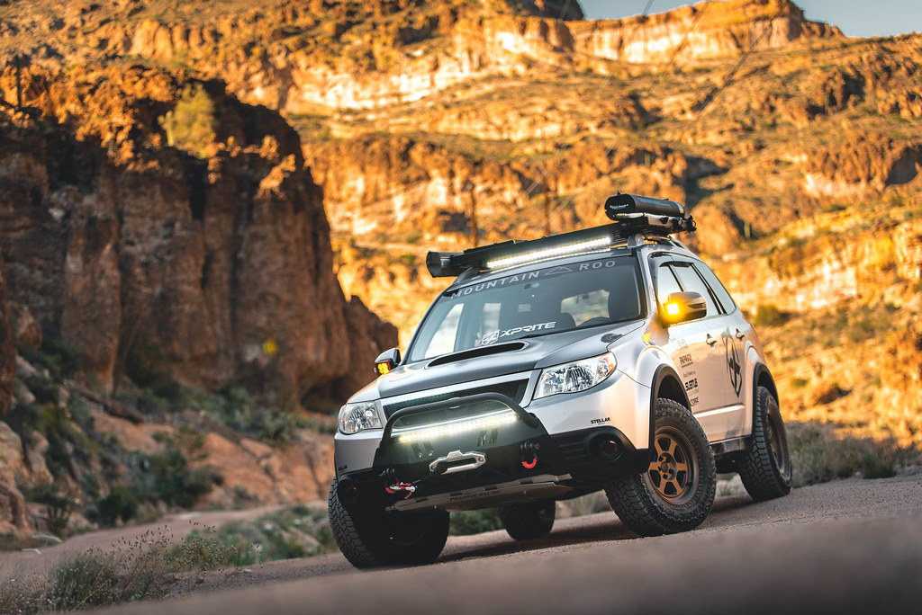 Subaru Forester Off Road >> Subaru Forester Xt Touring On Black Rhino Rumble 15x7 15 I