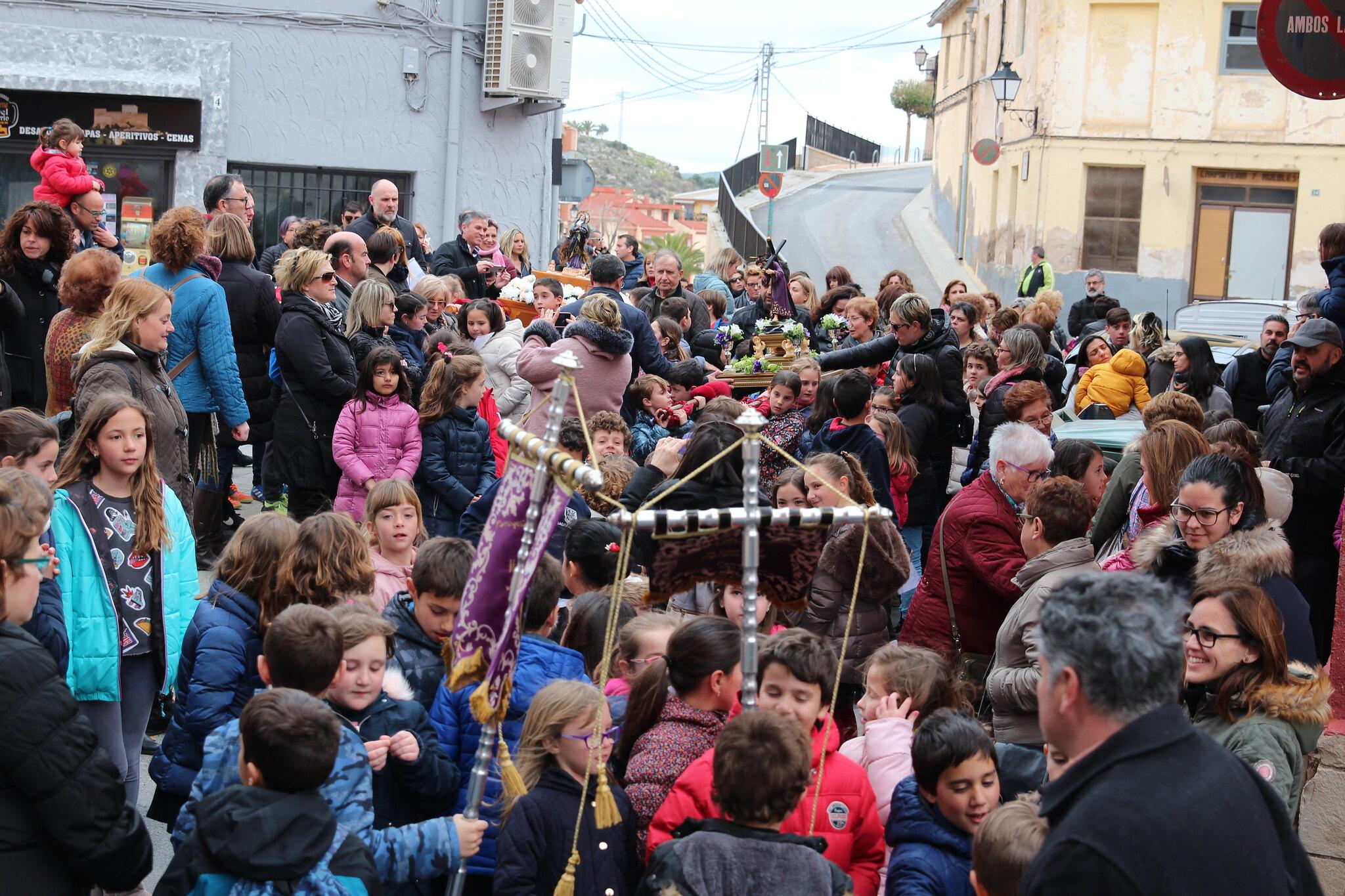 (2018-03-23) II Vía Crucis Infantil (Antonio José Verdú Navarro) (42)