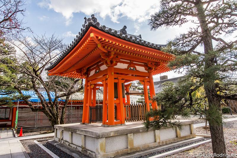 Campana del templo