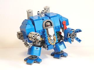 Dreadnought WH40k #1
