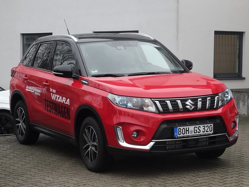 2019 Suzuki Vitara Photo
