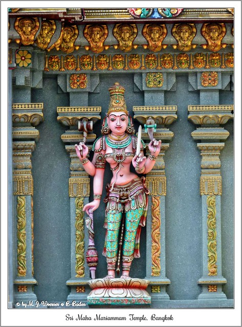 Sri Maha Mariammam Temple, Bangkok 02