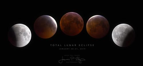 Lunar Eclipse Jan. 20-21, 2019 | by Lights In The Dark