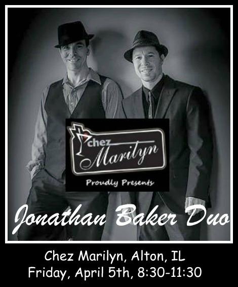 Jonathan Baker Duo 4-5-19