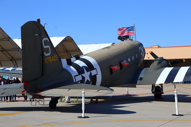 IMG_8818 C-47 Dakota, NAF El Centro Air Show