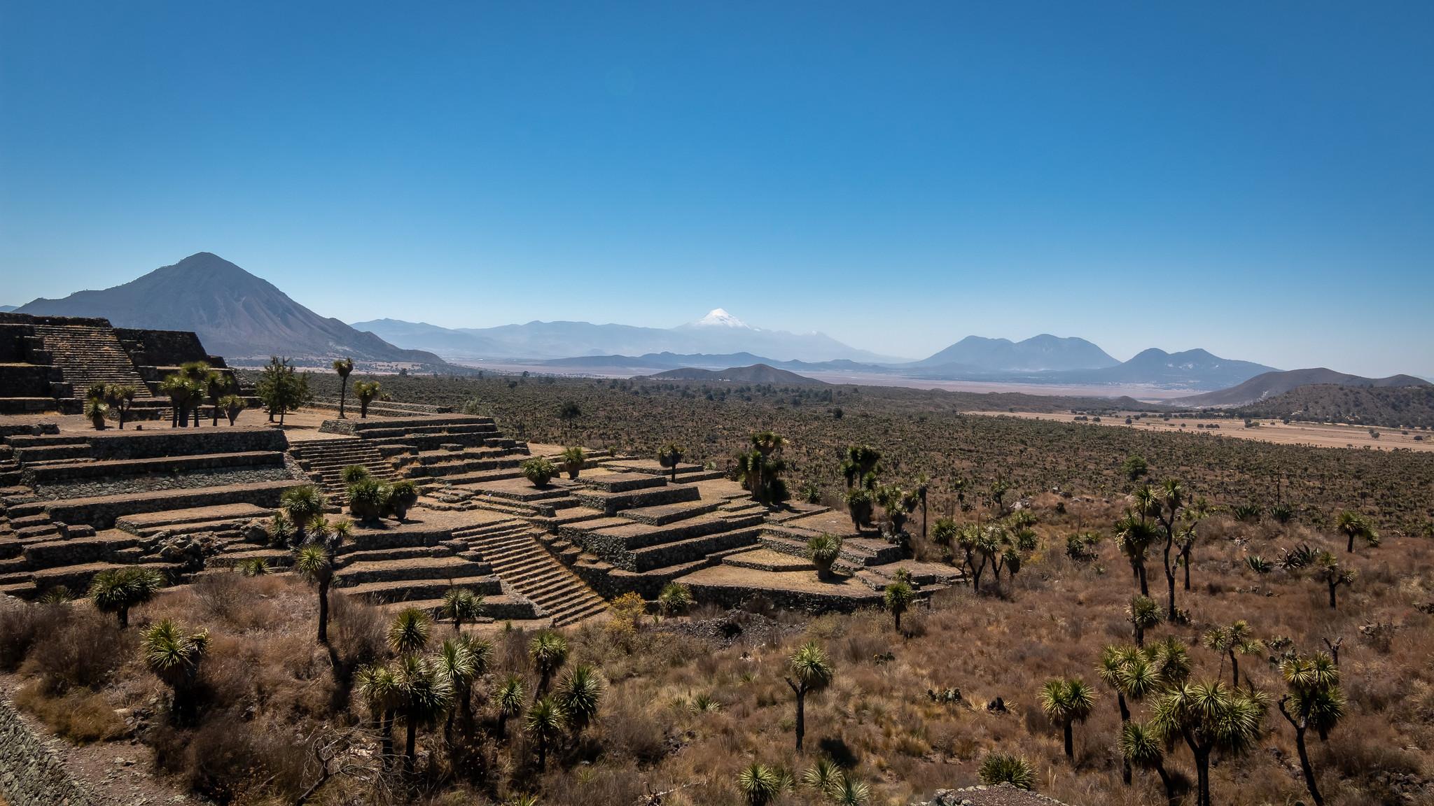 Cantona - Puebla - [Mexique]