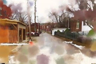 """Mirage on """"East Alley by pasa47"""""""