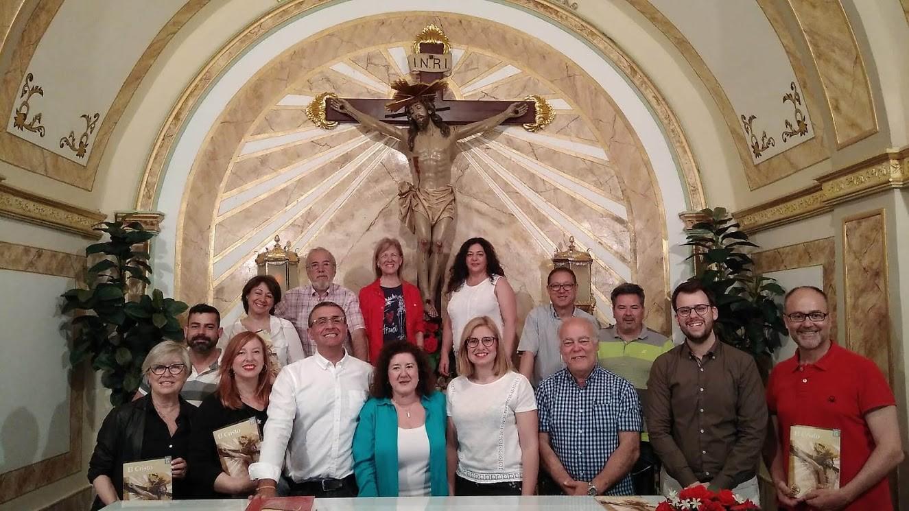 (2018-06-12) Presentación Revista El Cristo 2018 - Javier Romero Ripoll (03)