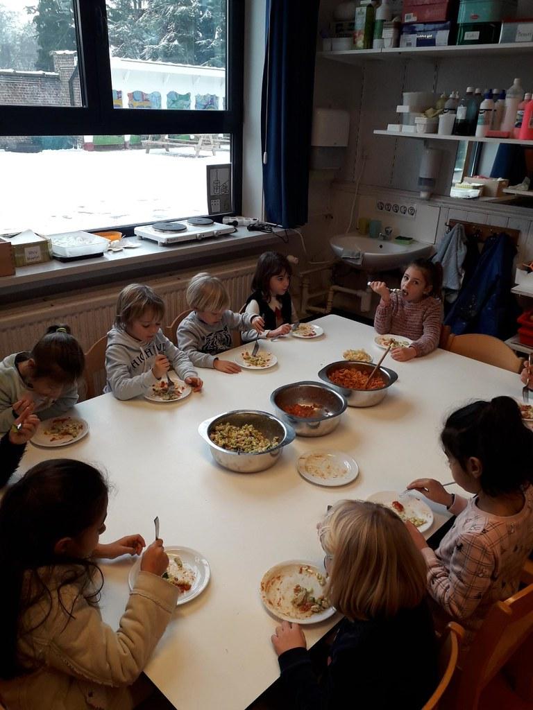 Ateliers 01-2019 Atelier italiaanse gerechten en cake pops maken (13)