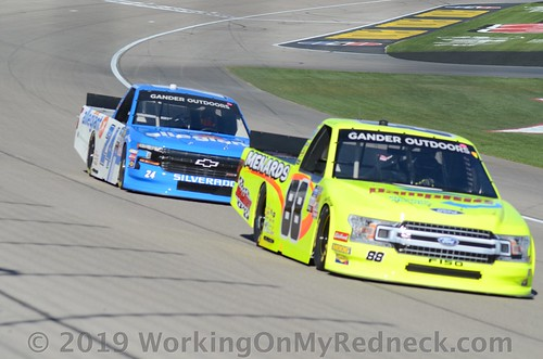 Matt Crafton & Brett Moffitt