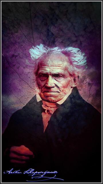 Arthur Schopenhauer - J. Schafer 1859 TudioJepegii