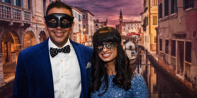 Celebrate Spring Masquerade Ball & Live Auction 2019
