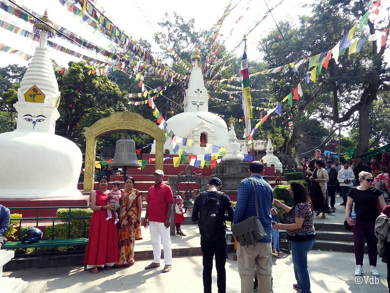 Swayambhunath Stupa