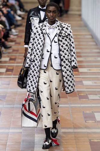 Thom Browne Womenswear Fall/Winter 2019/2020 52