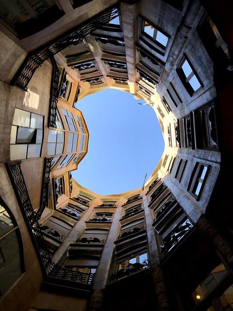 Casa Milà - La Pedrera, Barcelona.