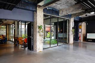 SOF Hotel 植光花園酒店 - 18 1F大廳   by 準建築人手札網站 Forgemind ArchiMedia