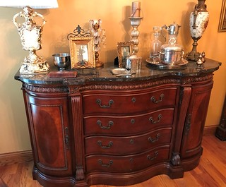 Universal sideboard marble top | by thornhill3