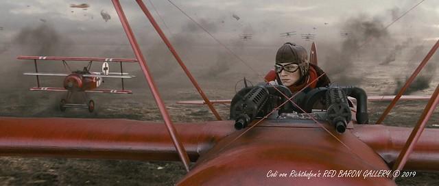 Sky's The Limit: Red Baron 2008 Cinema Theme 4