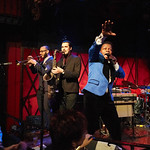 Tue, 19/02/2019 - 7:20pm - Lee Fields and The Expressions Live at Rockwood Music Hall, 2.19.19 Photographer: Gus Philippas