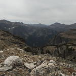 View from Static Peak Divide