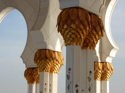 Abu Dhabi - Sheikh Zayed Grand Mosque - 8