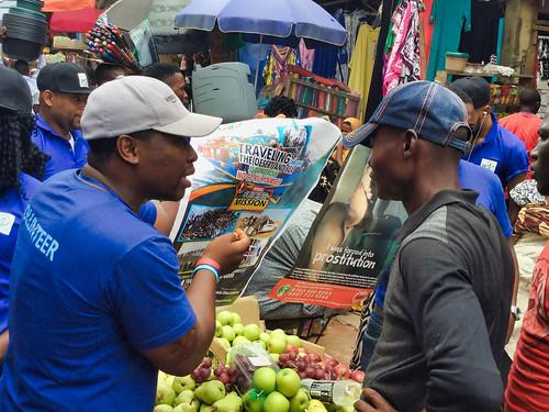 international migration organisation migrants messengers mam edo state nigeria