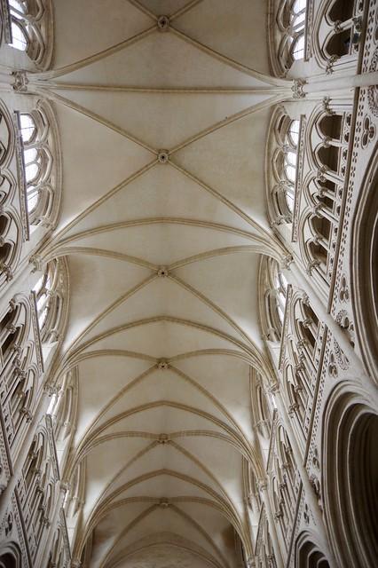 Perpendicular Gothic Ceiling